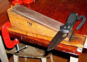 Точилка для ножей своими руками