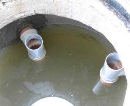 Выгребные ямы, септики и сельские туалеты