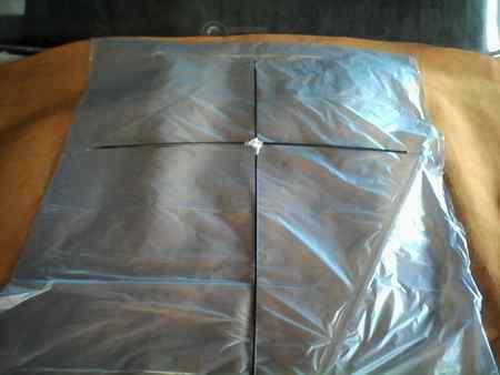 Воздушный змей своими руками из полиэтиленовых пакетов
