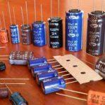 Самоделки из конденсаторов