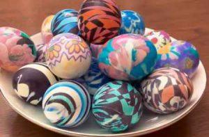 Мастер-класс: пасхальные яйца своими руками (лучшие способы)