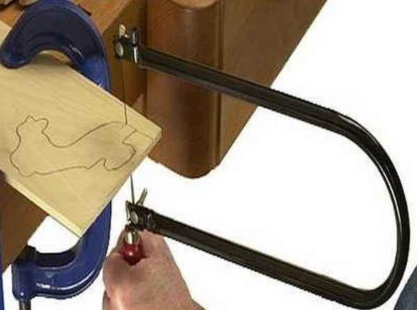 Электрический лобзик своими руками из ручного лобзика