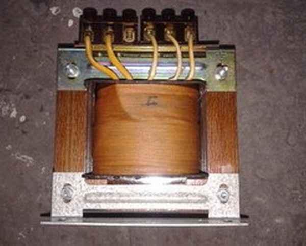 Сердечник понижающего трансформатора
